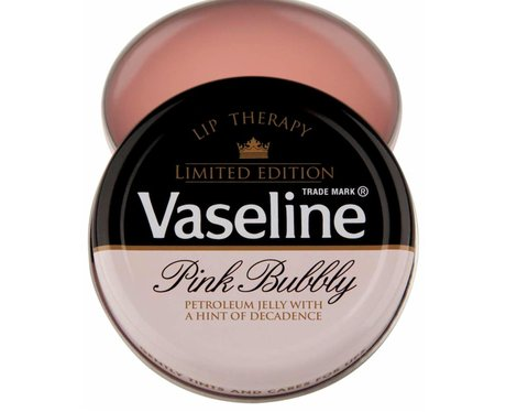 Limited Edition Pink Bubbly Vaseline