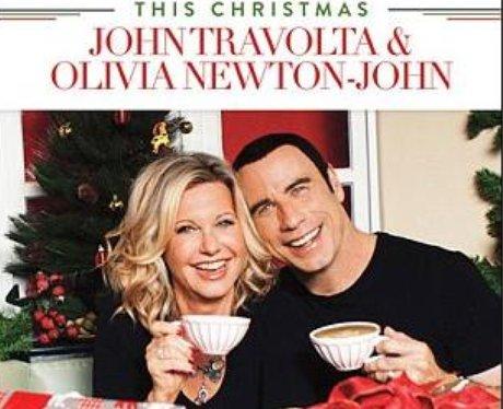 John Travolta and Olivia Newton-John's Christmas Album ...