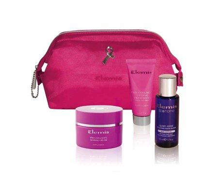 Elemis Think Pink Beauty Kit