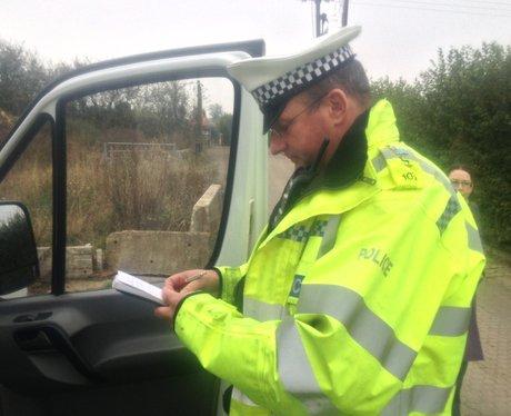 Operation Scorpion Hertfordshire Police