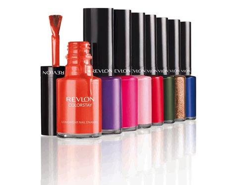 Revlon ColorStay Nail Enamel in Red Carpet