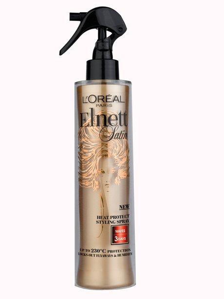 L'Oreal Paris Elnett Heat Protect Styling Spray