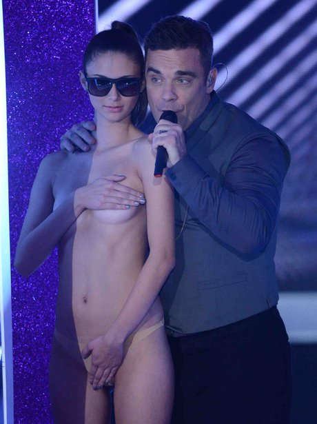 Robbie Williams Italy