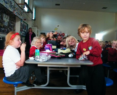 SCHOOL DINNERS TOUR SHOREHAM