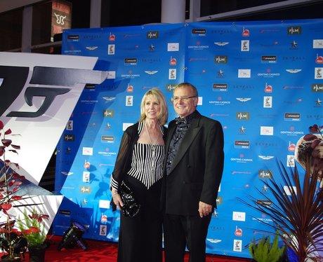 James Bond Skyfall Premier Cineworld