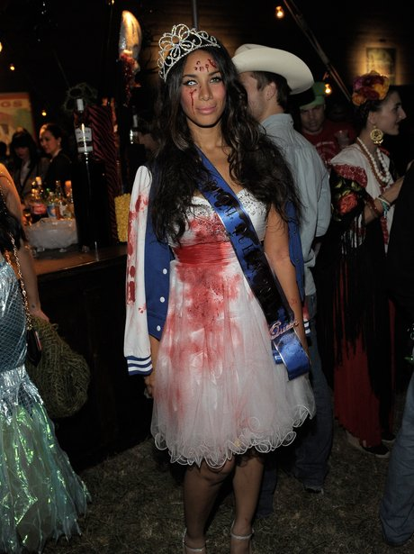 Leona Lewis dressed for Halloween  sc 1 st  Heart & Best Celebrity Halloween Costumes Of All Time - Heart
