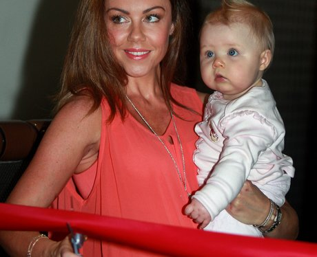 Michelle & Faith Heaton
