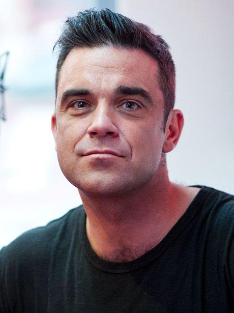 Robbie's music career