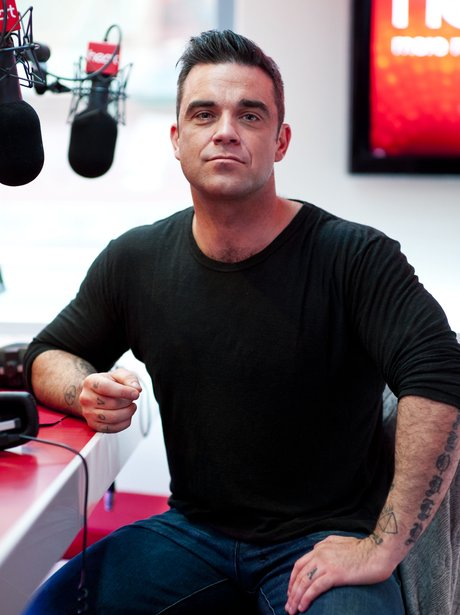 Robbie Williams' 2012 arena tour