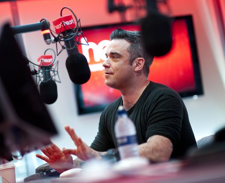 Robbie Williams on Skyfall