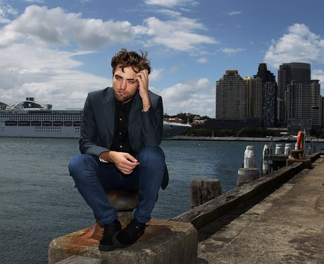 Robert Pattinson in Sydney
