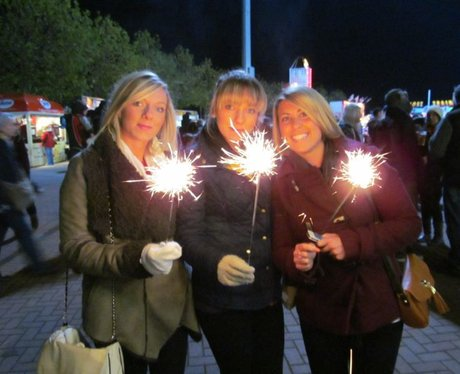 Ageas Bowl Fireworks