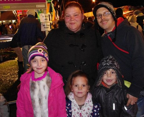 Brickfields Worcester Fireworks Evening Album 1