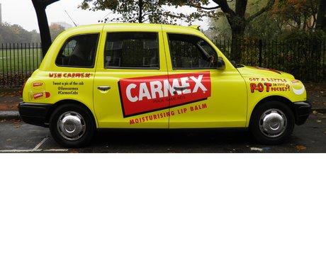 Carmex cabs