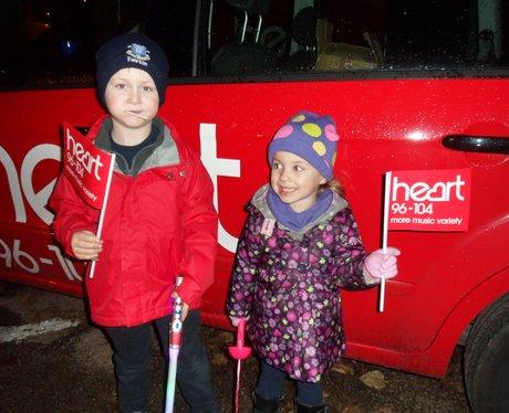 Ellesmere Port Fireworks 2012