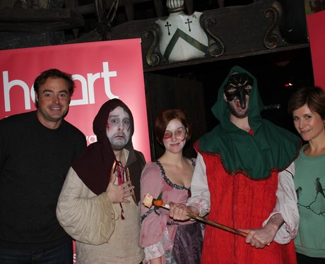Halloween at the London Dungeon