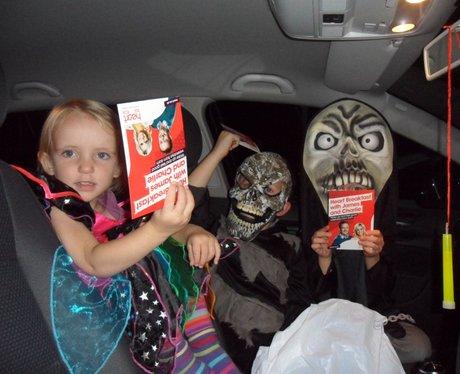 Halloween Drive in Movie's!