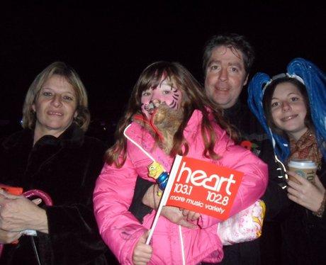 Leeds Castle Fireworks Saturday