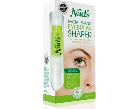 Nad's Facial Wand and Eyebrow Shaper