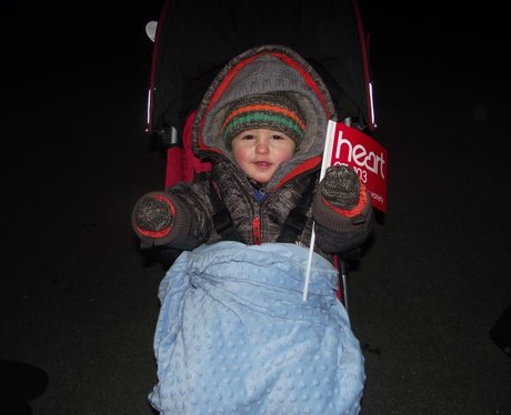 Newbury Fireworks 2012