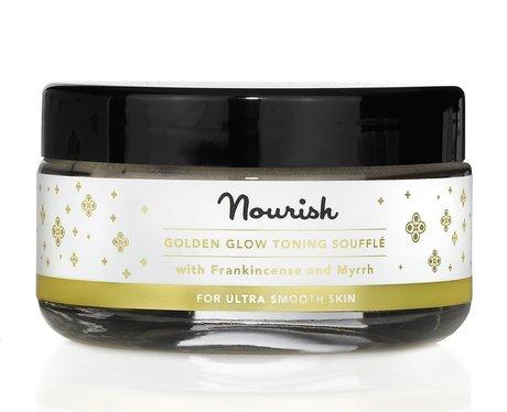 Nourish Golden Glow Toning Souffle