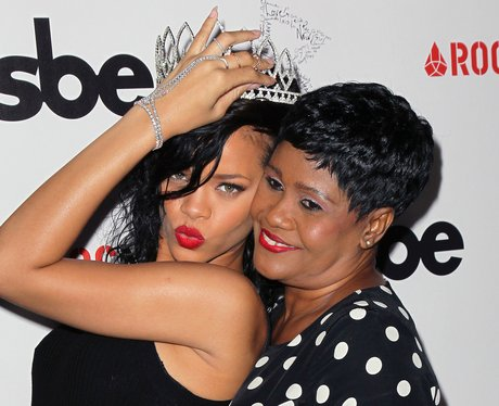 Rihanna is crowned as Queen of the West Hollywood