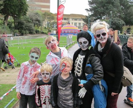 Spooky Halloween in Bournemouth