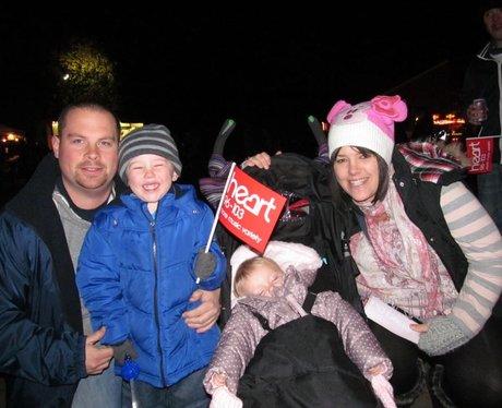 Wimborne Bonfire and Fireworks Evening