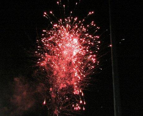 Bedford Fireworks