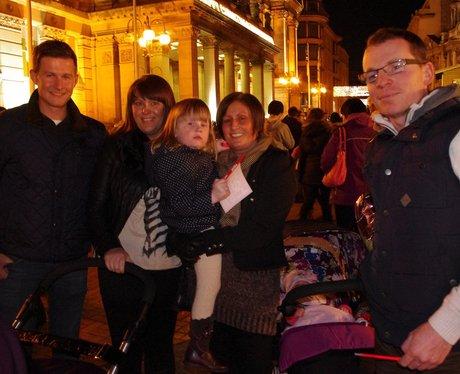 Birmingham Christmas parade 3