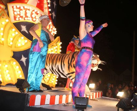 Bridgwater Carnival Floats