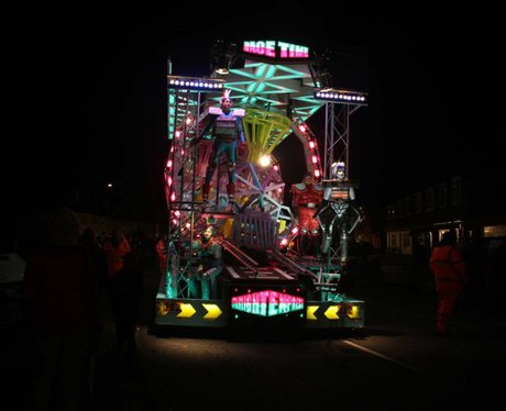 Bridgwater Carnival Floats