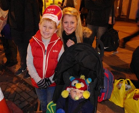 Christmas parade Birmingham 2