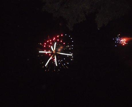 Colwyn Bay Fireworks
