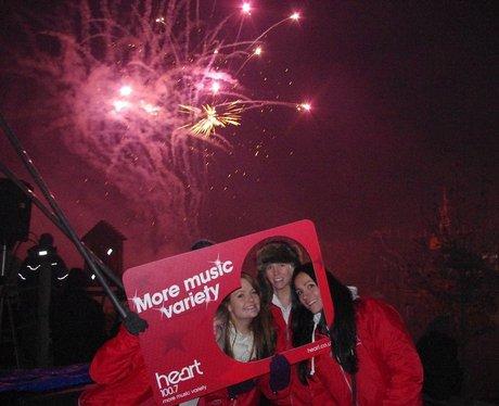 Drayton Manor Fireworks Sunday