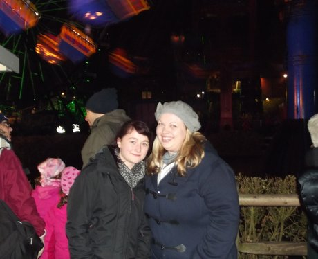 Drayton Manor Fireworks Sunday