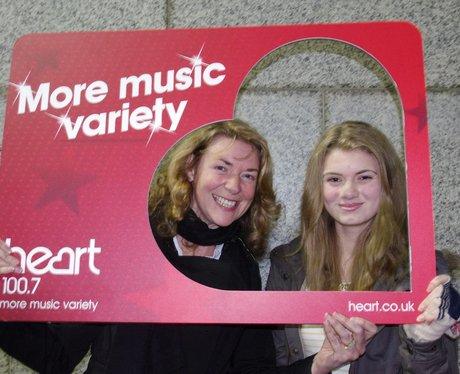 Emili Sande Fans at the Symphony Hall Birmingham