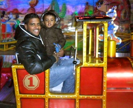 Fun at the Funfair