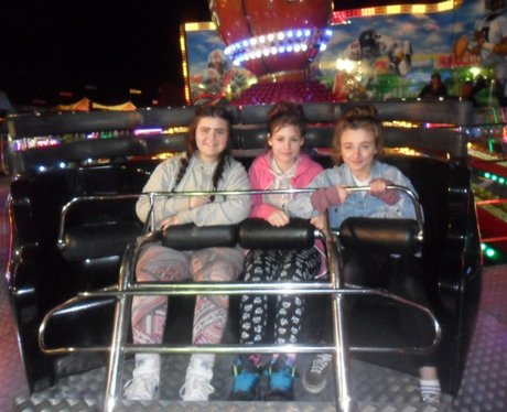 Fun at the Funfair