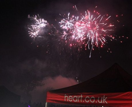Hatch Beauchamp Fireworks
