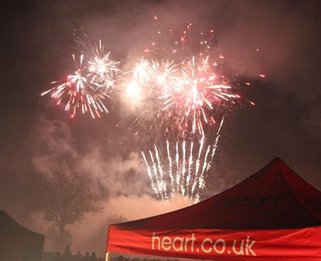 Hatch Beauchamp Fireworks