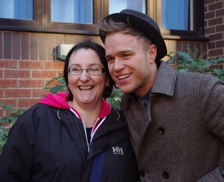 Olly Murs Visits Heart West Midlands