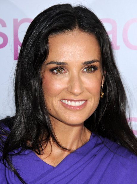 Demi Moore turns 50