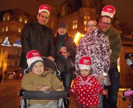 Frankfurt Christmas Market Launch Night
