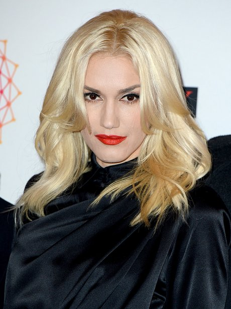 Gwen Stefani arrives MTV EMAs 2012