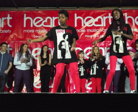 Heart Angels in Southsea