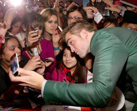 Twilight: Breaking Dawn Part 2 World Premiere in L