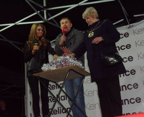 Rochester Christmas Lights Switch on!