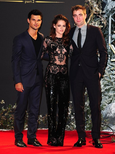 Twilight Breaking Dawn Part 2 UK Premiere