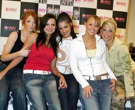 Girls Aloud's first single